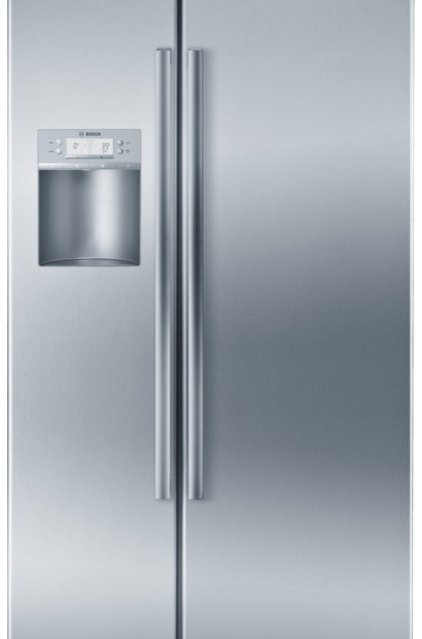 contemporary refrigerators and freezers by Bosch