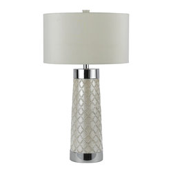 AF Lighting - Af Lighting 8401-TL Candice Olson Trellis Table Lamp - AF Lighting 8401-TL Candice Olson Trellis Table Lamp