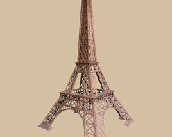 Eiffel Tower 12FT -