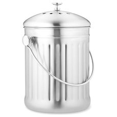Modern Kitchen Trash Cans by Williams-Sonoma