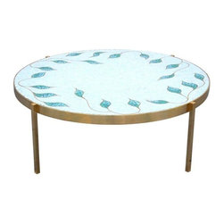 Broken Glass Tile Coffee Tables Find Coffee And Cocktail Tables Online