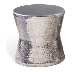 Surabaya Round Side End Table