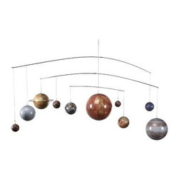 Authentic Models Solar System Mobile - This solar system mobile is for your kid or the kid in you!
