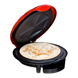 "Maxi Matic USA - 11"" Quesadilla Maker - Features:"