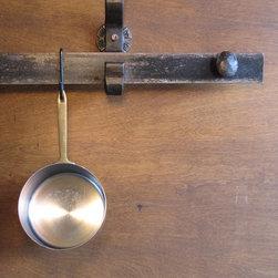 Kitchen products by Railroadware - Pot & Pan Holder (wall mounted) by Railroadware