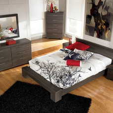 Modern Beds by FurnitureCart.com