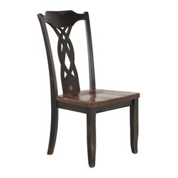 Champlain collection individual products - Chair: CHA 7102-PC