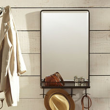 Modern Wall Mirrors by Pottery Barn