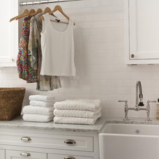 Traditional Laundry Room by Matthew Frederick - M. Frederick L.L.C.