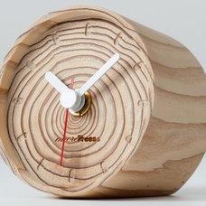 Contemporary Clocks by More Trees Design