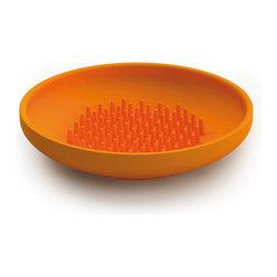 WS Bath Collections - Saon 3901.15 Soap Dish - Saon 3901.15 Soap Dish in Orange by WS Bath Collections