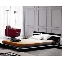 Sonata Platform Bed By Vig Furniture