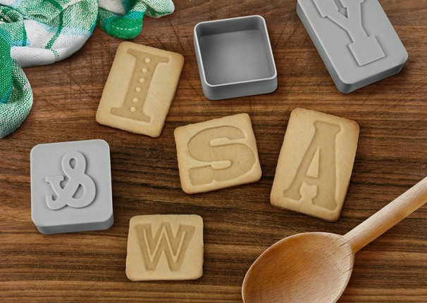 Contemporary Cookie Stamps by Amazon