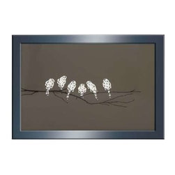 BZBZ79292 - Deserters Birdie Classic Wood Mirror Wall Decor - Deserters Birdie Classic Wood Mirror Wall Decor. Introducing this classic Wall decor to revamp your walls creatively. Some assembly may be required.
