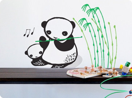 Modern Kids Decor by Organic Baby Gift Boutique