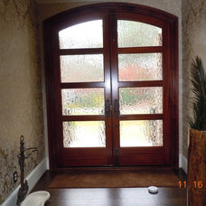 by Southern Custom Doors & Hardware