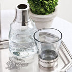 Pom Pom at Home Etched Carafe with Cup
