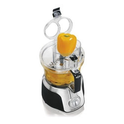 Hamilton Beach - BIG MOUTH DUO 14 5 CUP FOOD - PROCESSOR & 525W MOTOR             This item cannot ship to APO/FPO addresses.  Please accept our apologies.