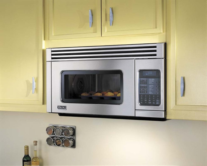 Traditional Microwave by Elite Appliance