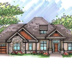 House Plan 70-986 -