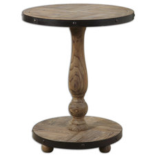 Rustic Side Tables And End Tables by Fratantoni Lifestyles