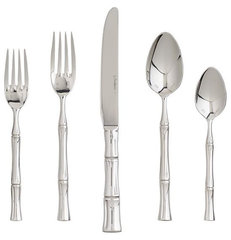 asian flatware by Crate&Barrel