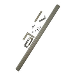 Bush - Bush High Low Connector - PH99590-03 - Shop for Panel Systems from Hayneedle.com! For the perfect office you need to connect tall panels to shorter ones and the simplest way to do that is to use the Bush High Low Connector. This kit connects one 66-inch panel to one 42-inch panel. They can be attached in a straight line or in an L shape. The included hardware makes one connection. An included 42-inch post keeps everything balanced and stable. Do it the way you want it.About Versare Portable ProductsSpecializing in portable products that increase the efficient use of space Versare Portable Products aims to make portable affordable. Based in Minneapolis Minn. the company has manufacturing locations throughout the world and has been named one of the nation's fastest growing companies in recent years. The company is named for the Latin word meaning versatile and one look at their product line confirms this notion. Innovative efficient and smart sum up Versare Portable Products.Please note this product does not ship to Pennsylvania.