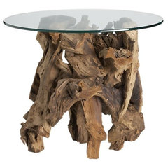 eclectic side tables and accent tables by Crate&Barrel