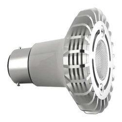 AF Lighting - Led Elevator 3 Watt 1383 Lamp 30,000 Hours Average Life 3000K - LED elevator 1383 lamp LONG LIFE 30,000-hours average life Textured Clear lens 3000 Kelvins, 12V AC/DC, 3W, BA15S Base
