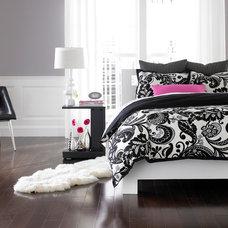 Contemporary Bedroom by Loom Decor