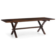 Rustic Dining Tables by Zuo Modern Contemporary