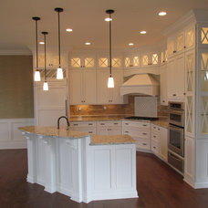 Traditional  by WoodArt Fine Cabinetry