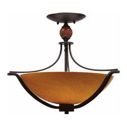 Triarch International - Triarch International 29466-BZ Halogen VI 3-Light Ceiling Lights - Triarch International 29466-BZ Halogen VI 3-Light Ceiling Lights