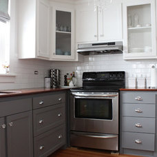 Trend Watch: Two-Toned Kitchen Cabinets   NBS Blog