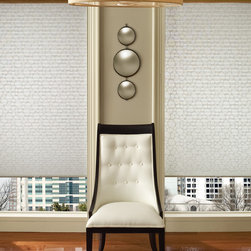 Pleated Shades (Hunter Douglas) By Shades Creation - Shades Creation Window treatments is your source for high-quality window treatments for residential and commercial properties. We are located in Boca Raton, West Palm Beach and Miami Florida