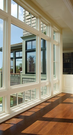 Andersen Windows- A-Series - A-Series products from the Architectural Collection provide the variety and options you need to achieve virtually any architectural style with true authenticity. The windows and doors in this series were designed in conjunction with leading architects to ensure each is authentic to the architectural style you select. Whether it's a stately Queen Anne, a bold Modernist design or anything in between, you can create it with A-Series products.