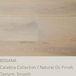 Calabria Collection: Bosana - Finished-to-Order