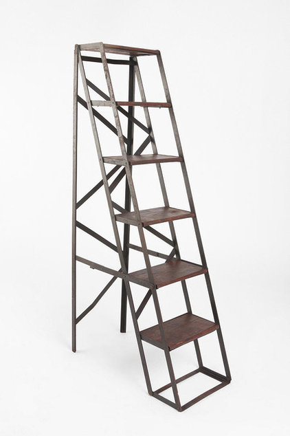 eclectic bookcases by Urban Outfitters