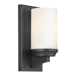 Murray Feiss - Murray Feiss WB1722ORB Amalia 1 Bulb Oil Rubbed Bronze Wall Bracket - Murray Feiss WB1722ORB Amalia 1 Bulb Oil Rubbed Bronze Wall Bracket