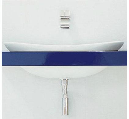Contemporary Bathroom Sinks by ceramicaflaminia.it