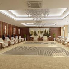 Eclectic Carpet Tiles by Koydol Inc.
