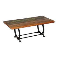Othello Reclaimed Wood Coffee Table