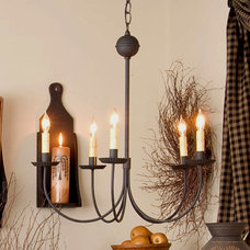 traditional chandeliers by Everything Primitives