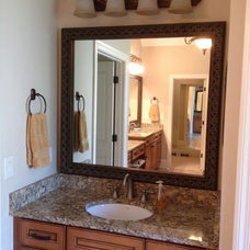 traditional bathroom mirrors by Frame It! Mirror Designs
