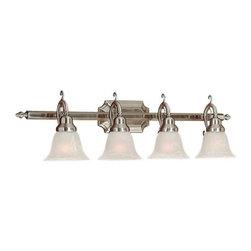 Millennium Lighting - Millennium Lighting 374 4 Light Bathroom Vanity Light - Features: