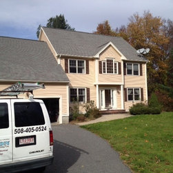 Exterior painting in Massachusetts - Whether you are a residential home builder,