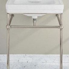 Traditional Bathroom Vanities And Sink Consoles by Wayfair
