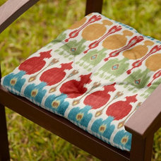 Contemporary Outdoor Chairs by Pottery Barn