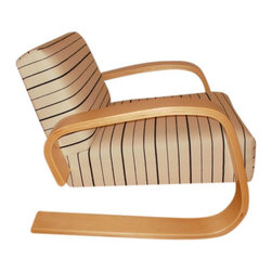 Alvar Aalto Lounge Chair 400 - Pair - $10,600 Est. Retail - $8,000 on Chairish.c -