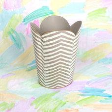 Contemporary Waste Baskets by Furbish Studio